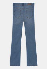 Name it - NKFPOLLY - Bootcut jeans - medium blue denim - 1