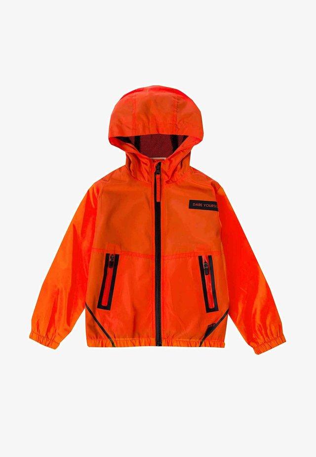 Trainingsvest - mottled orange