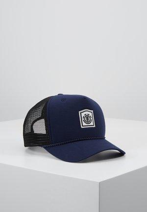 WOLFEBORO TRUCKER - Cap - indigo