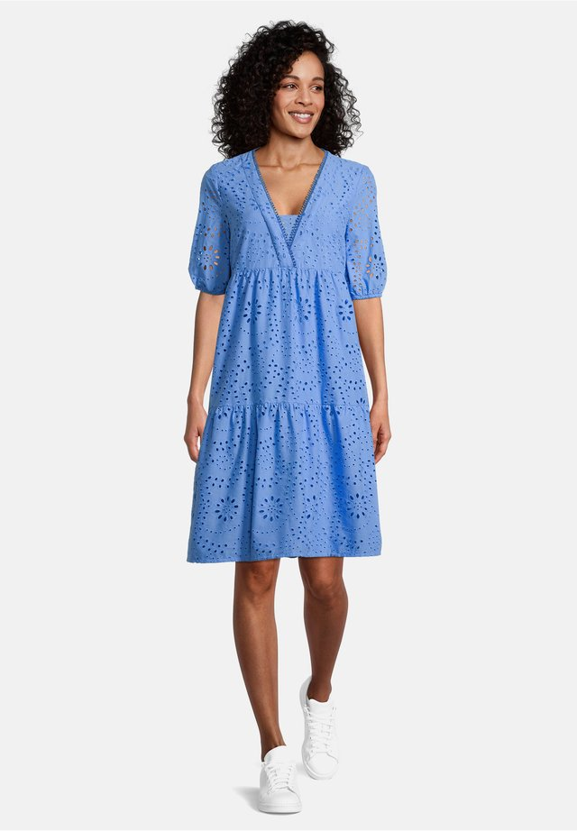 MIT MUSTER - Day dress - hyacinth blue