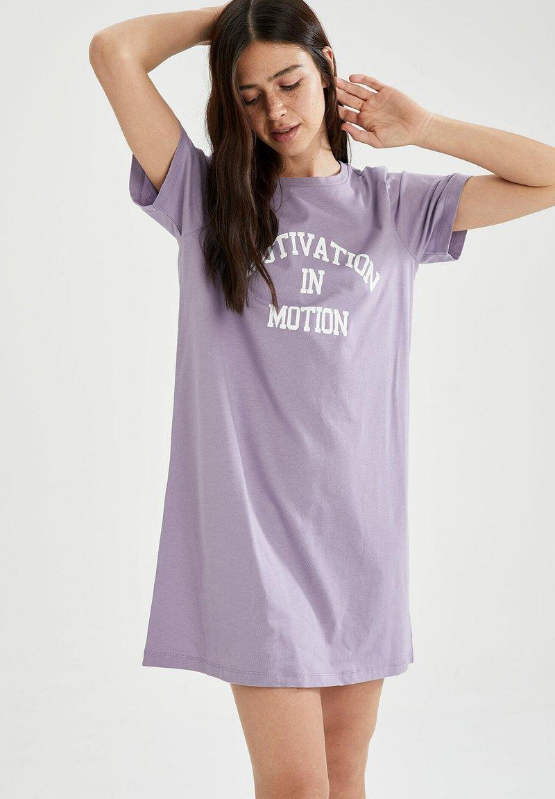 DeFacto - Nightie - purple