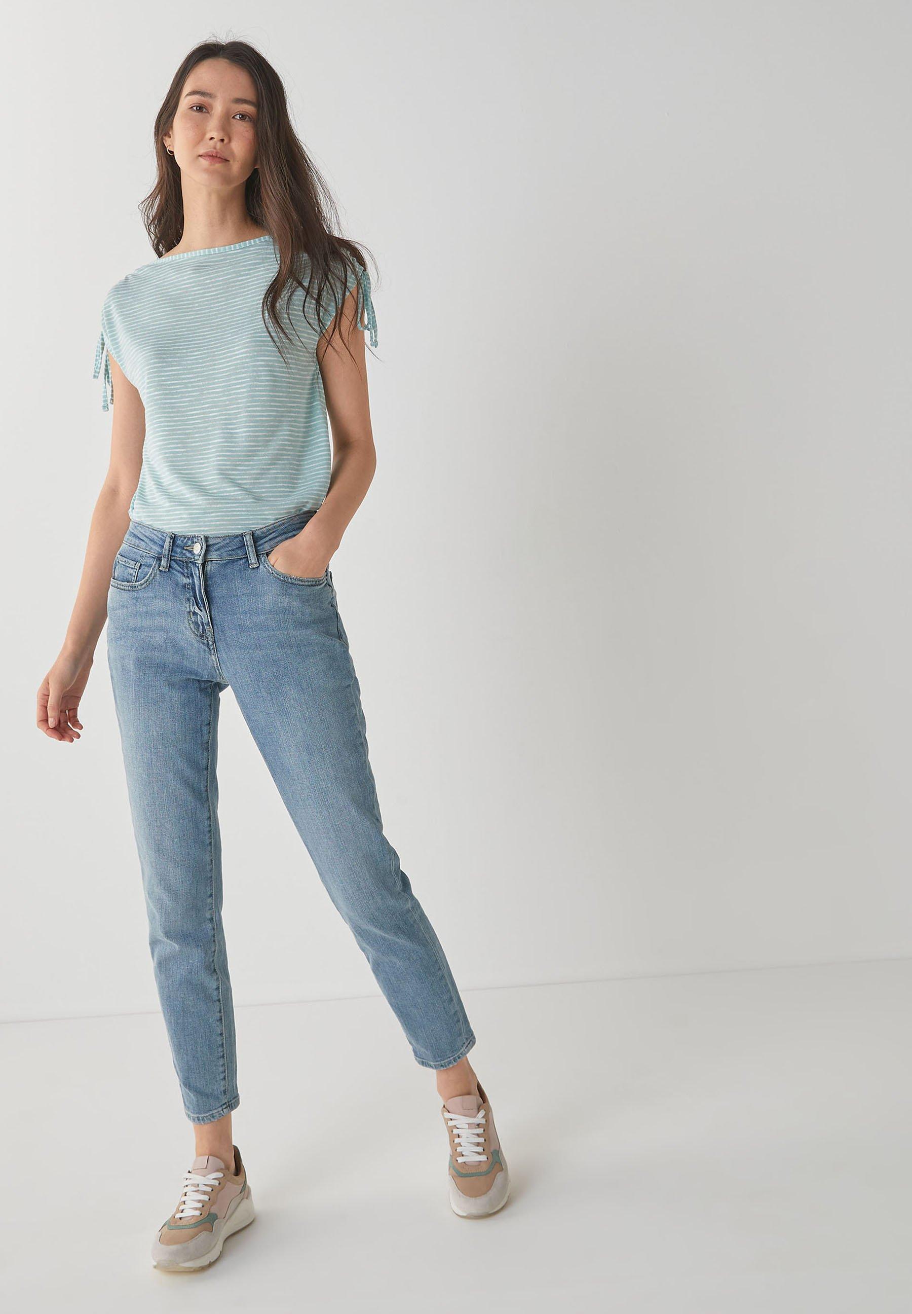 Damen DRAWSTRING - T-Shirt print