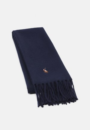 SIGN ITALIAN - Scarf - cruise navy