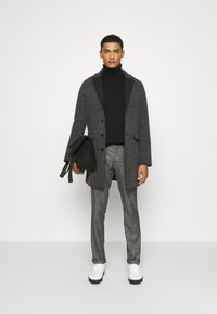 Mason's - SIGNORIA - Krátký kabát - grey - 1