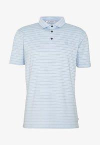 SPLICE - Sports shirt - dusty blue