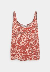 ONLY - ONLADELE LIFE - Top - cinnabar/summer ditsy - 0