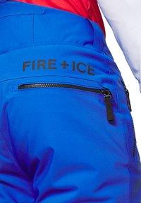 Bogner Fire + Ice - SCOTT - Pantalon de ski - blue - 6