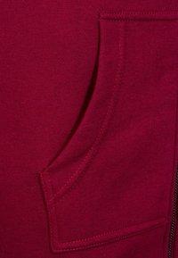 Urban Classics - Zip-up hoodie - red - 2