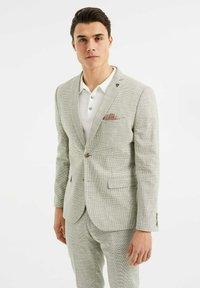 WE Fashion - SLIM FIT  - Sako - green - 0
