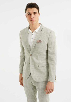 SLIM FIT  - Blazer jacket - green