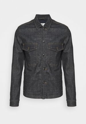 SLHJUDE - Denim jacket - dark blue denim