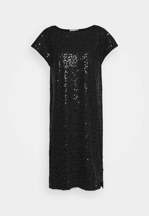 CAROLA DRESS - Cocktailjurk - black