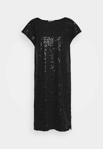 CAROLA DRESS - Sukienka koktajlowa - black