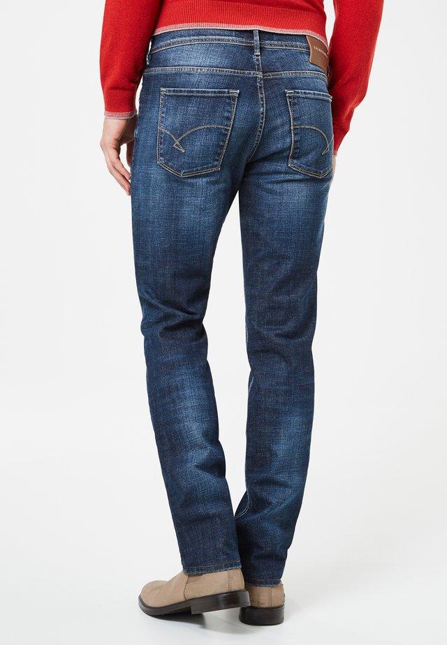 JACK REGULAR FIT - Straight leg jeans - blau