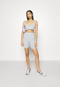 4th & Reckless - AYRES - Top - dusty blue - 1