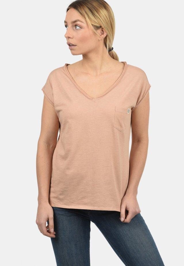 LYNN - Basic T-shirt - light pink