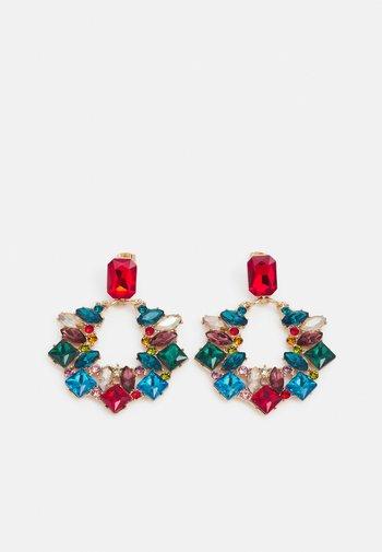 FGCARMEX EARRINGS - Earrings - gold-coloured/multi