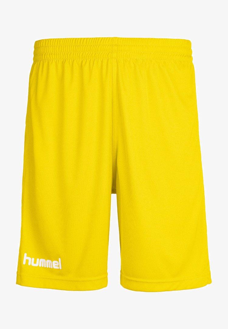Hummel - Sports shorts - sports yellow pr