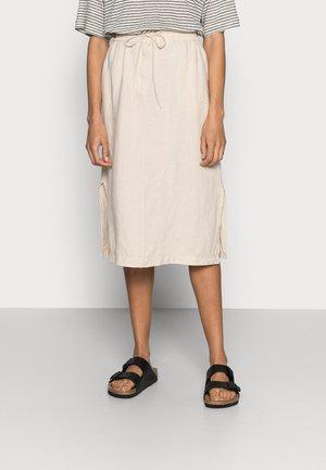 Áčková sukně - summer taupe