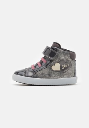 GISLI GIRL - High-top trainers - gun