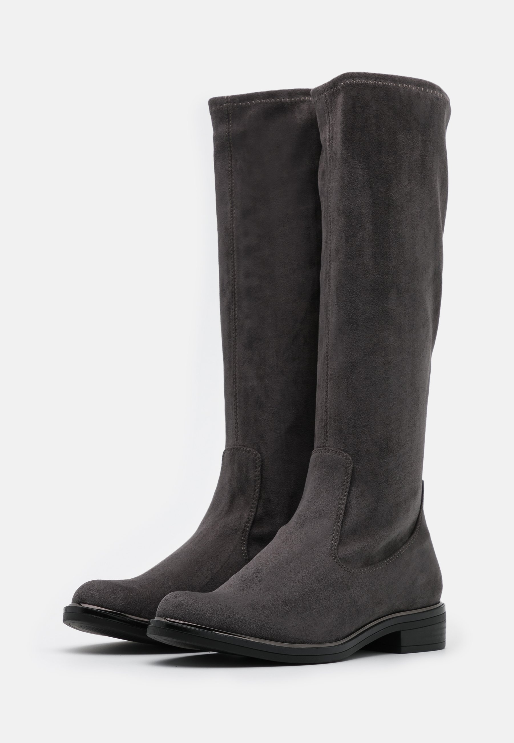 Caprice BOOTS Stiefel dark grey/dunkelgrau