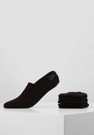 5 PACK - Sportovní ponožky - black