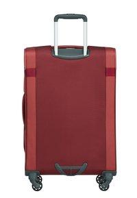 Samsonite - CITYBEAT - Wheeled suitcase - bordeaux - 1