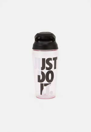 NIKE TR HYPERCHARGE CHUG GRAPHIC BOTTLE 16 OZ/473ML - Trinkflasche - pink rise/anthracite/black