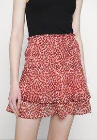 ONLY - ONLMARGUERITE SKIRT - Minifalda - faded rose - 4