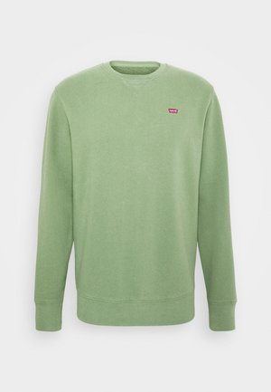 NEW ORIGINAL CREW UNISEX - Sweatshirt - hedge green