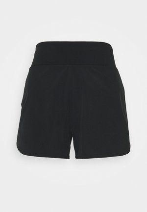 TIME TRIAL RUNNING SHORTS  - Sports shorts - black