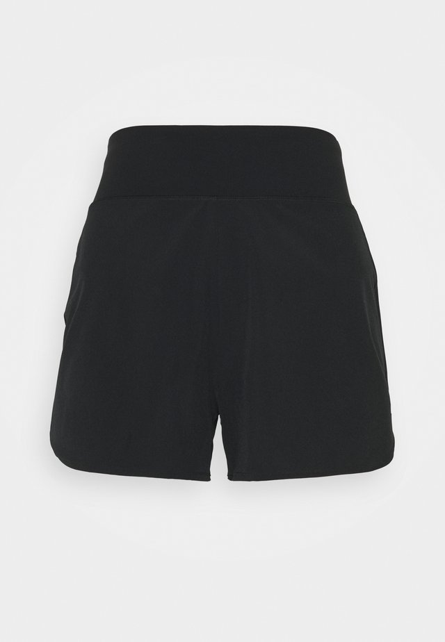 TIME TRIAL RUNNING SHORTS  - Pantaloncini sportivi - black