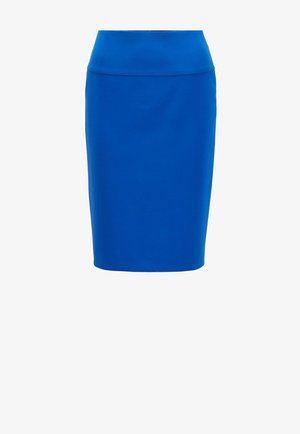 VACRIBA - Pencil skirt - light blue