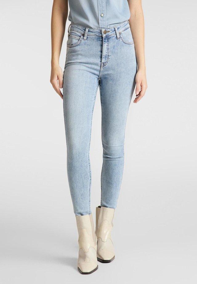 Jeansy Skinny Fit - bleached jess