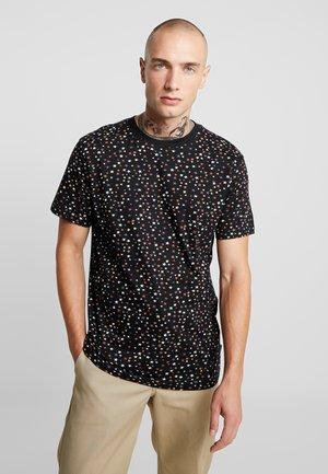 STAR  TSHIRT - T-shirt print - black