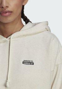 adidas Originals - HOODIE - Sweat à capuche - white - 3