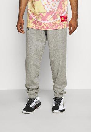 NEW YORK YANKEES TEAM LOGO - Klubové oblečení - light grey heather