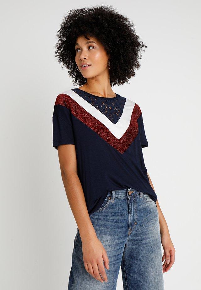 BIVER - Print T-shirt - multi-coloured