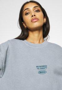 BDG Urban Outfitters - SPHERE - Sweatshirt - teal - 3