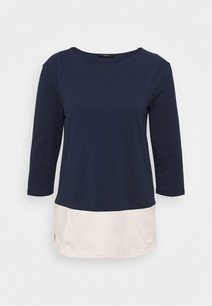 MULTIA - Long sleeved top - blau