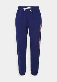 Polo Ralph Lauren - ANKLE PANT - Spodnie treningowe - fall royal - 5