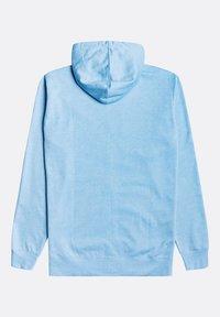 Billabong - ALL DAY ZIP SWEAT  CAPUCHE HOMME - Zip-up sweatshirt - dusty blue - 1