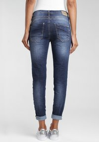 Gang - Relaxed fit jeans - no square wash - 1