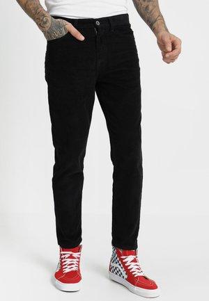 BAGGY PANTS - Pantalon classique - black