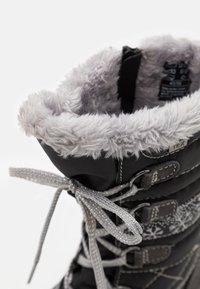 Lurchi - ALPY TEX - Zimní obuv - dark grey - 5