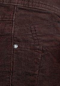 Cecil - Slim fit jeans - braun - 4