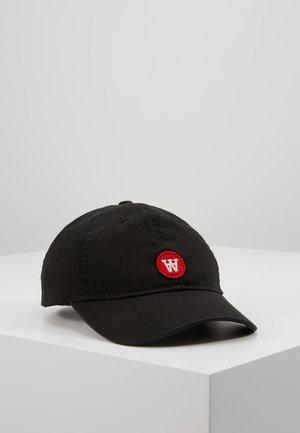 SIM CAP - Kšiltovka - black