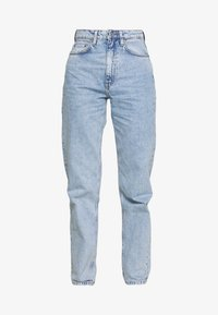 Weekday - LASH - Relaxed fit jeans - summer blue - 3