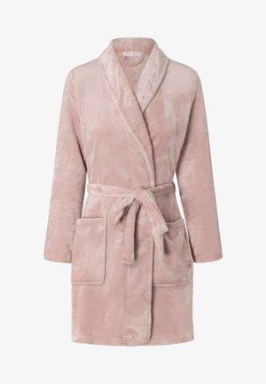 KUSCHELIG WARMER WEICHER - Dressing gown - pink