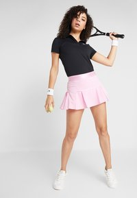 Nike Performance - VICTORY SKIRT - Sportovní sukně - pink rise/white - 1